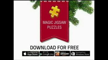 Magic Jigsaw Puzzles TV Spot, 'Dive In' - Thumbnail 10