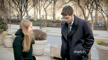 Match.com TV Spot, 'Match on the Street: Happily Ever After' - Thumbnail 1