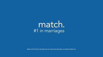 Match.com TV Spot, 'Match on the Street: Happily Ever After' - Thumbnail 9