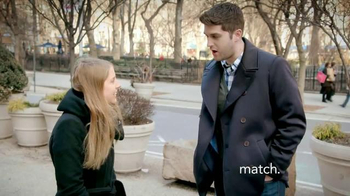 Match.com TV Spot, 'Match on the Street: Happily Ever After' - Thumbnail 2
