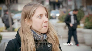 Match.com TV Spot, 'Match on the Street: Happily Ever After' - Thumbnail 3