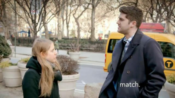 Match.com TV Spot, 'Match on the Street: Happily Ever After' - Thumbnail 5