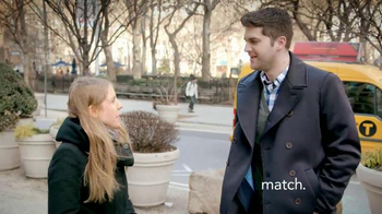 Match.com TV Spot, 'Match on the Street: Happily Ever After' - Thumbnail 7
