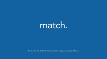 Match.com TV Spot, 'Match on the Street: Happily Ever After' - Thumbnail 8