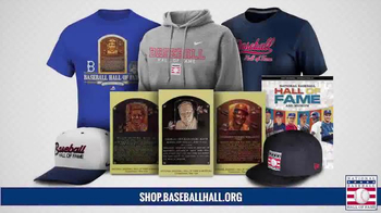 National Baseball Hall of Fame TV Spot, 'Holiday Shopping' - Thumbnail 1