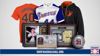 National Baseball Hall of Fame TV Spot, 'Holiday Shopping' - Thumbnail 7