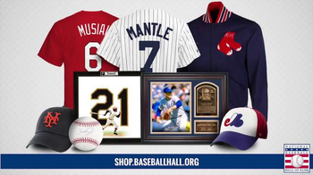 National Baseball Hall of Fame TV Spot, 'Holiday Shopping' - Thumbnail 4