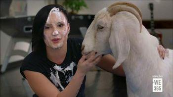 We365 TV Spot, 'Celebrity Challenges' Featuring Demi Lovato, Nick Jonas