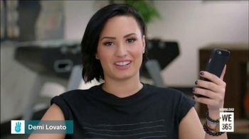 We365 TV Spot, 'Celebrity Challenges' Featuring Demi Lovato, Nick Jonas - Thumbnail 5