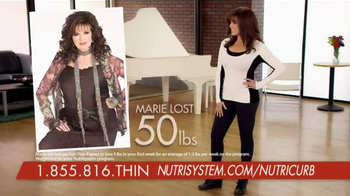 Nutrisystem Fast 5 TV Spot, 'Nationwide Launch' Featuring Marie Osmond - 3158 commercial airings