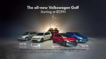 2015 Volkswagen Golf Family TV Spot, 'Trophy' Song by The Strokes - Thumbnail 7