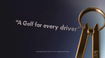 2015 Volkswagen Golf Family TV Spot, 'Trophy' Song by The Strokes - Thumbnail 5