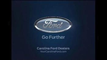 2014 Ford Fusion TV Spot, 'Carolina Ford' - Thumbnail 5