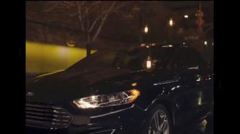 2014 Ford Fusion TV Spot, 'Carolina Ford' - Thumbnail 2