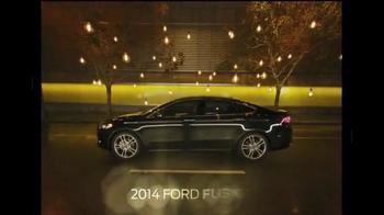 2014 Ford Fusion TV Spot, 'Carolina Ford' - Thumbnail 4
