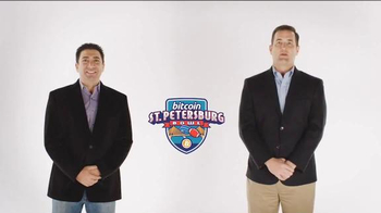 BitPay TV Spot, 'Bitcoin St. Petersburg Bowl Executive Message' - Thumbnail 1