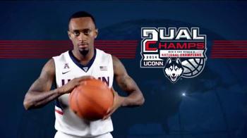 UConn Men's Basketball TV Spot, 'Three Day Holiday Pack' - Thumbnail 2