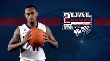 UConn Men's Basketball TV Spot, 'Three Day Holiday Pack' - Thumbnail 3