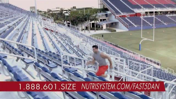 Nutrisystem Fast 5+ Kit TV Spot, 'Everyone Has a Number' Feat. Dan Marino - Thumbnail 5