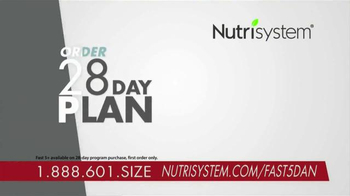 Nutrisystem Fast 5+ Kit TV Spot, 'Everyone Has a Number' Feat. Dan Marino - Thumbnail 7