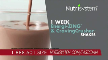 Nutrisystem Fast 5+ Kit TV Spot, 'Everyone Has a Number' Feat. Dan Marino - Thumbnail 8