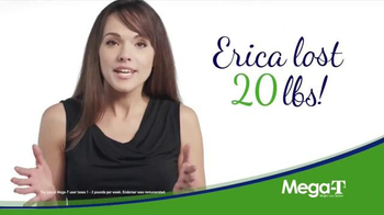 Mega-T TV Spot, 'Erica'