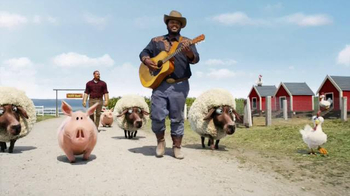Hay Day TV Spot, 'Take a Load Off' Featuring Craig Robinson