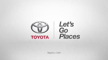2014 Toyota Corolla S TV Spot, 'Places' - Thumbnail 10