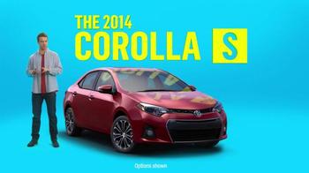 2014 Toyota Corolla S TV Spot, 'Places' - Thumbnail 2