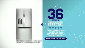 Sears Evento de Fin De Año TV Spot 'Electrodomésticos' [Spanish] - Thumbnail 6