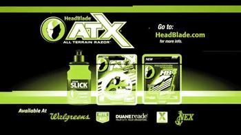 HeadBlade ATX TV Spot, 'Leader in Headcare' - Thumbnail 8