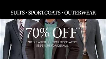 JoS. A. Bank TV Spot, '70% Off Suits, Sportcoats' - Thumbnail 3