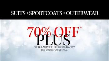 JoS. A. Bank TV Spot, '70% Off Suits, Sportcoats' - Thumbnail 4