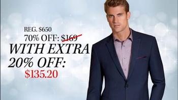 JoS. A. Bank TV Spot, '70% Off Suits, Sportcoats' - Thumbnail 9