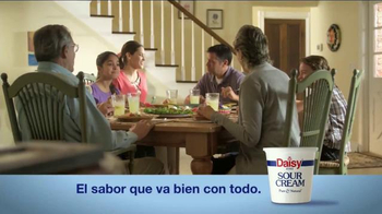 Daisy Sour Cream TV Spot, 'Para Todas Tus Recetas' [Spanish] - Thumbnail 9