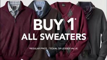 JoS. A. Bank TV Spot, 'BOG3 Sweaters Final Days' - Thumbnail 4