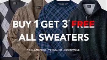 JoS. A. Bank TV Spot, 'BOG3 Sweaters Final Days' - Thumbnail 5