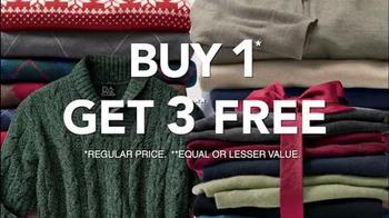 JoS. A. Bank TV Spot, 'BOG3 Sweaters Final Days' - Thumbnail 9
