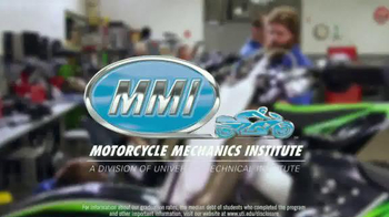 Motorcycle Mechanics Institute TV Spot, 'Teams Want You, Riders Need You' - Thumbnail 10