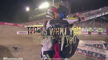 Motorcycle Mechanics Institute TV Spot, 'Teams Want You, Riders Need You' - Thumbnail 4