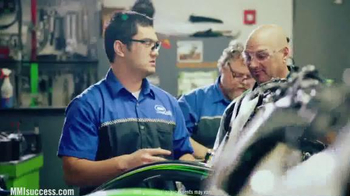Motorcycle Mechanics Institute TV Spot, 'Teams Want You, Riders Need You' - Thumbnail 7