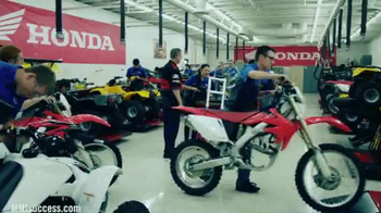Motorcycle Mechanics Institute TV Spot, \'Teams Want You, Riders Need You\'