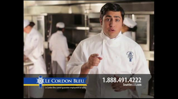 Le Cordon Bleu TV Spot, 'Easy Recipe' - Thumbnail 1