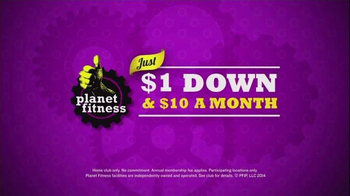 Planet Fitness TV Spot, 'Join Our Planet January' - Thumbnail 2