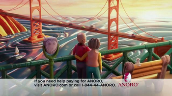 Anoro TV Spot, 'Air Filled World' - Thumbnail 9