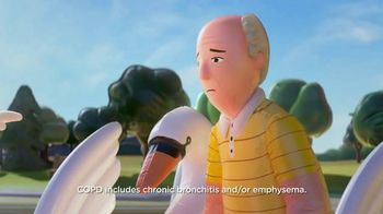 Anoro TV Spot, 'Air Filled World'