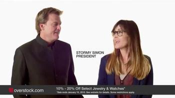 Overstock.com TV Spot, 'Jewelry Vault' Feautring Stormy Simon - Thumbnail 1