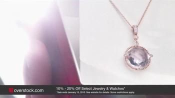 Overstock.com TV Spot, 'Jewelry Vault' Feautring Stormy Simon - Thumbnail 2