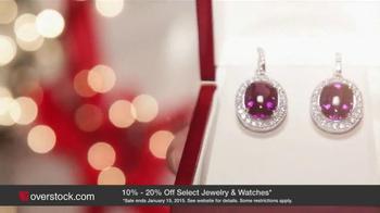 Overstock.com TV Spot, 'Jewelry Vault' Feautring Stormy Simon - Thumbnail 4