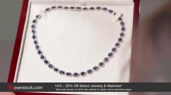 Overstock.com TV Spot, 'Jewelry Vault' Feautring Stormy Simon - Thumbnail 5